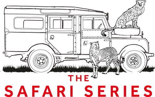 The Safari Series - Vintage Land Rover Self Drive Experience