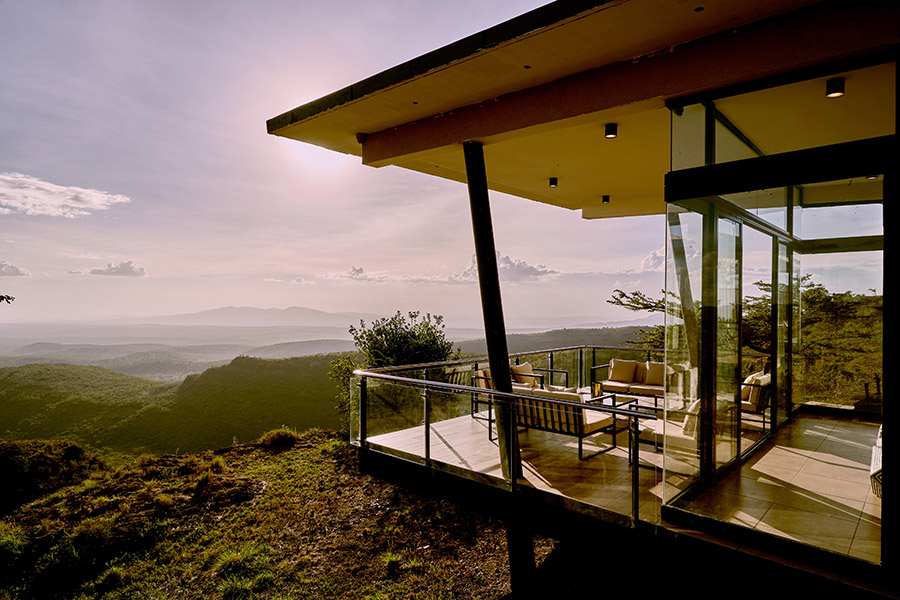 Champagne Ridge Villa exiciting getaway to Kajiado