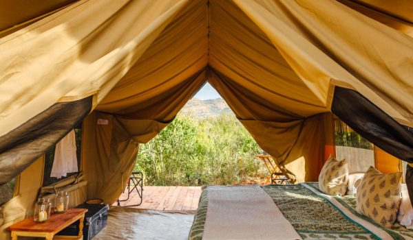 luxury+tented+camp